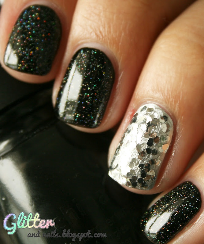 Michael Jackson Inspired Nails