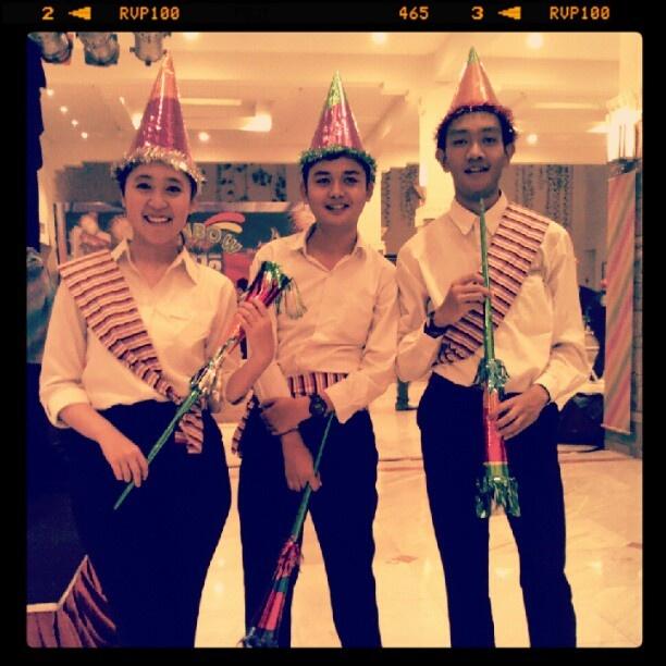 #new #year #eve #on 5 Star Hotel #LOL