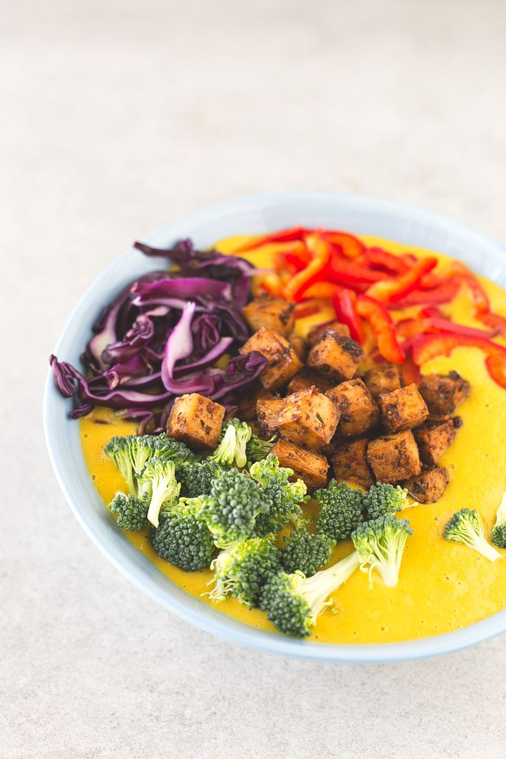 Sweet Potato Coconut Curry Soup | http://simpleveganblog.com/sweet-potato-coconut-curry-soup/