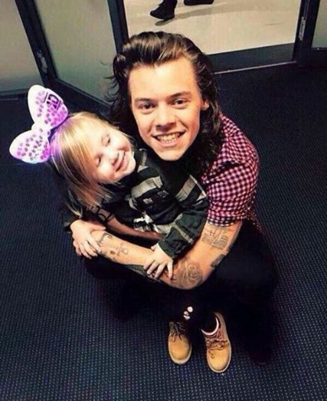 Harry and Lux are sooo cute toghether♡