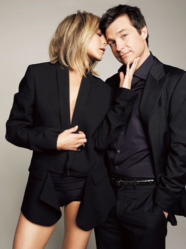 love this one.... Jennifer Aniston and Jason Bateman