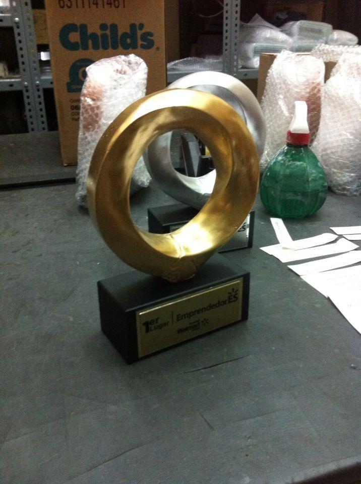 Trofeo fundación wal mart
