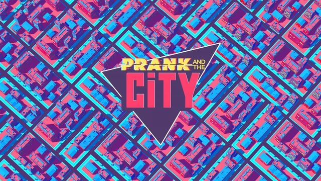 """I had the pleasure to create this opening for MTV's program called """" Prank and the city """" It was really funny , I created a colorful graphic world , using a mix of 3d and 2d languages with some 2d cel animation vfx.  I based the opening on the 2 parts of the title , prank and city , working on the representation of some pranks and of hidden cameras as if are always looking for catch funny moments I used a pop language in order to follow the mood of MTV  Client : MTV Italy - Viacom Inter..."""