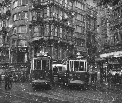 Galatasaray Istanbul 1960  Photo: Ara Güler