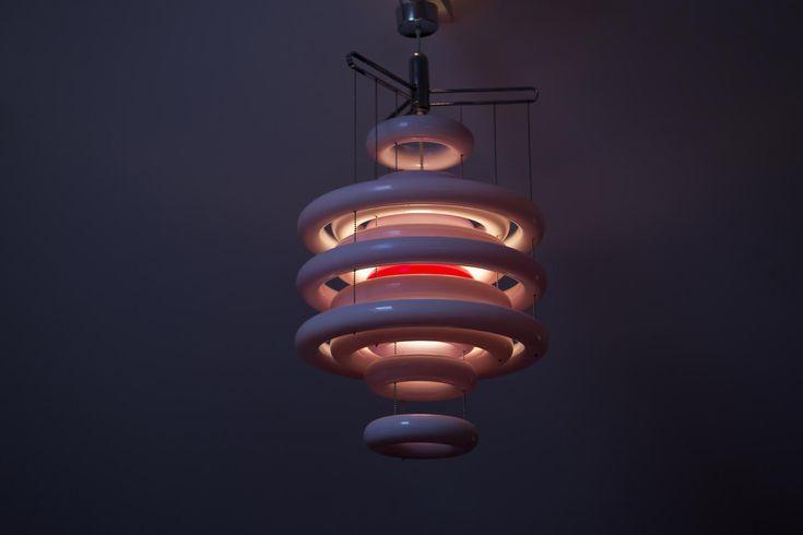 Ufo Lampe typ IV