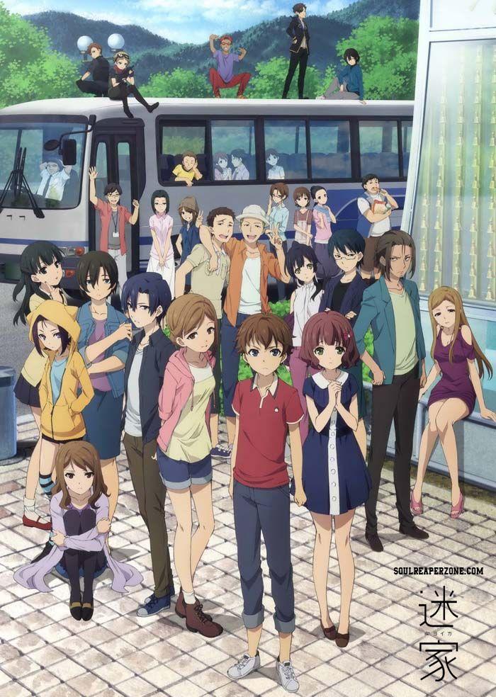Mayoiga 480p 60MB 720p 90MB 1080p 150MB Mini MKV  #Mayoiga  #Soulreaperzone  #Anime