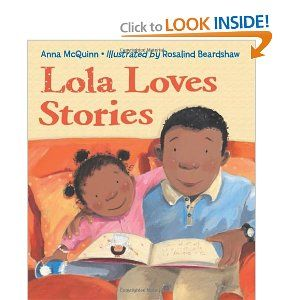 (age 2 +) (part of a series) Lovable Lola is back in this imaginative sequel to the best-selling Lola at the Library. Lola loves to go to the library with her daddy. Every night she reads a new story, and the next day, she acts it out. One day she s a fairy princess, the next day she goes on a trip to Lagos! She becomes a tiger, a farmer, a pilot. . . . what will Lola be next?