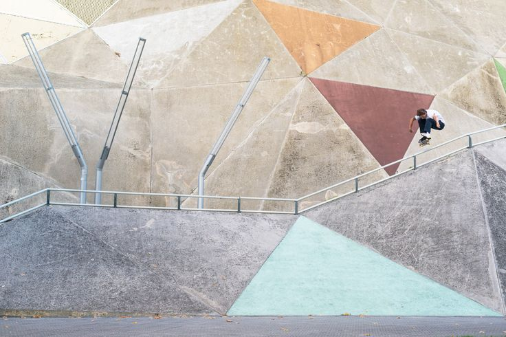 The picturesque Spanish city serves as the perfect backdrop to Brian Lotti's new skating opus.