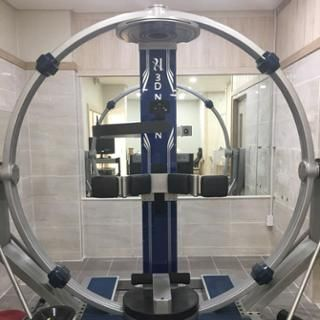 аппарат для тренинга глубоких мышц спины и укрепления осанки 3D Newton