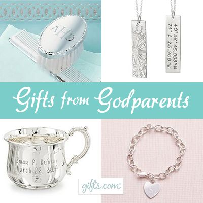 Gift ideas from #godparents on the blog: http://blog.gifts.com/etiquette/gifts-from-godparents