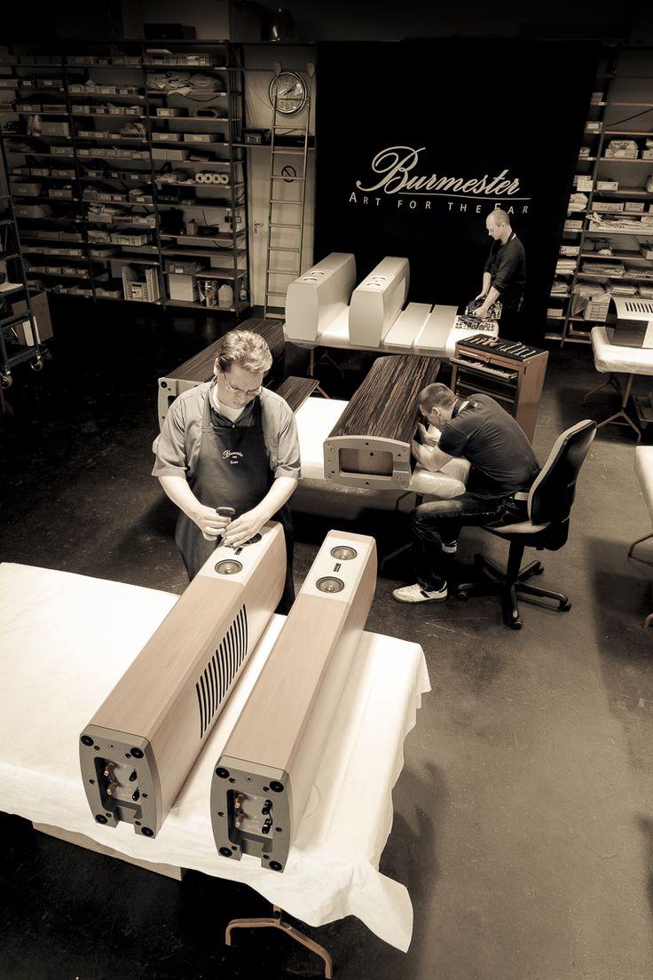 12 Best Bookshelf Speakers Images On Pinterest Music Mordaunt Short Mezzo 2 Bookshalf Speaker Walnut Burmester Audios Hand Made Are Part Of The Reason They Have Taken Over