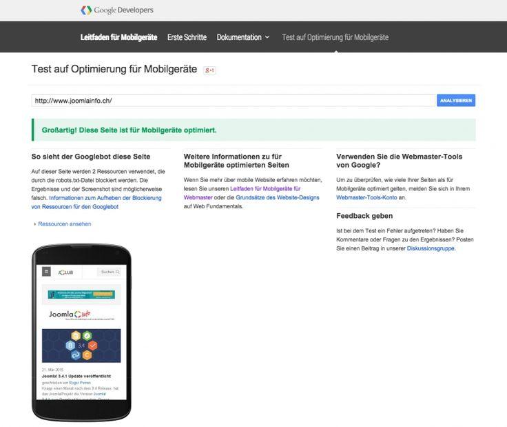 Google bringt das Mobile-Friendly Ranking-Update