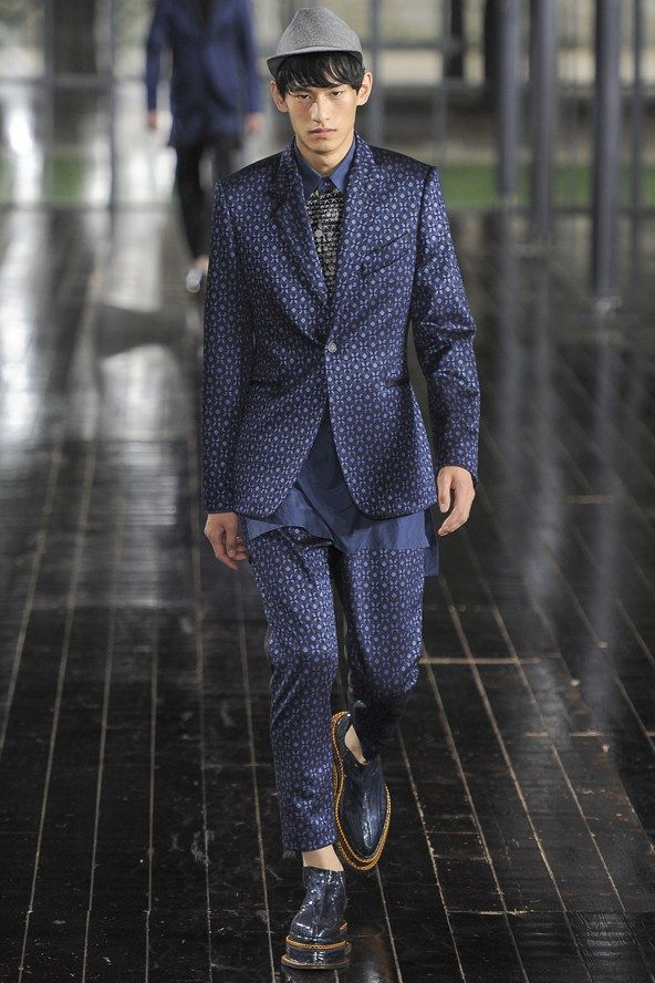 John Galliano S/S 2014