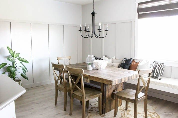 Modern Farmhouse Dining Room: 2811 Best Home Sweet Home Images On Pinterest