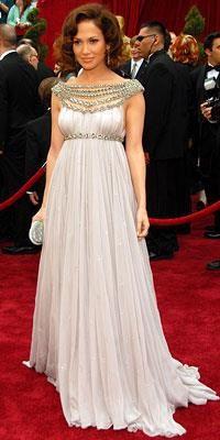 Дженифер лопез в греческом платье