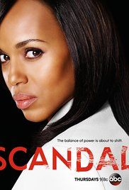 Scandal (2012 - ) TV series TV-14 Drama, Thriller  7.8  A former White House Communications Director starts her own crisis management firm only to realize her clients are not the only ones with secrets.  (First Season) (began second season and quit--no end in sight)