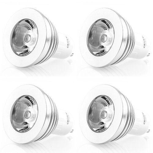 Nice CRZDEAL x MR GU E E W Farbe RGB LED Lampe Licht multicolor Gl hbirne