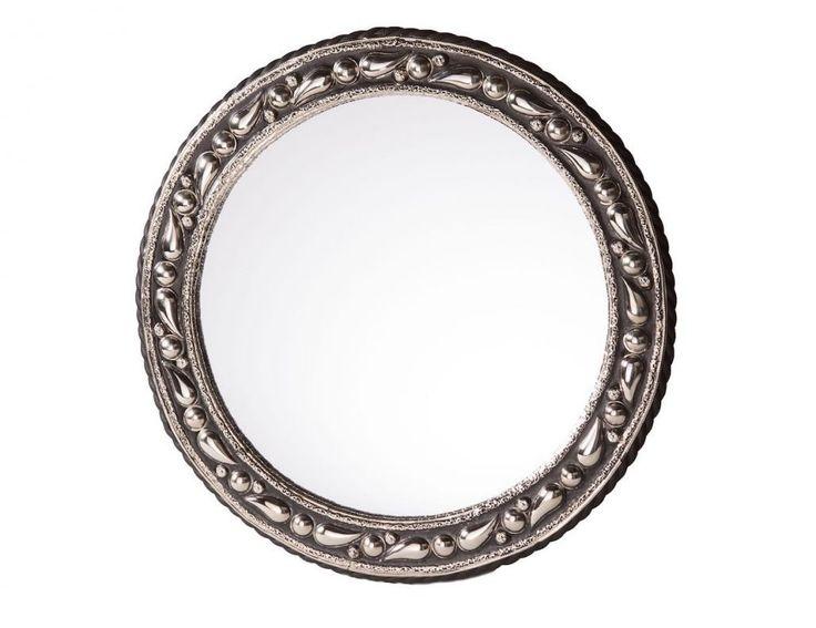 """20"""" Moroccan Round Mediterranean Mirror"""