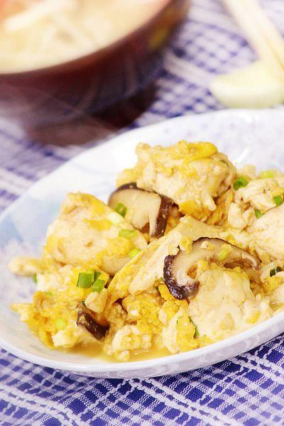 卵炒り豆腐』 節約やダイエットに♪ by apomomokoさん | レシピブログ ...