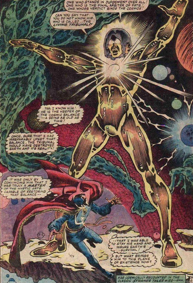 Living Tribunal vs. White Phoenix of the Crown. - Battles - Comic Vine