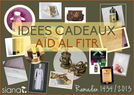 Préparez vos cadeaux pour l'Aïd el Fitr
