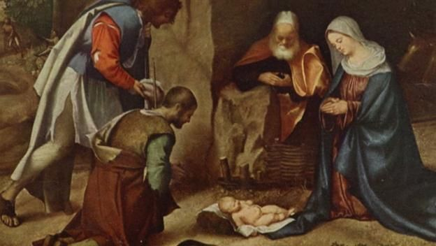 "History of Christmas Videos ""Bet You Didn't Know: Christmas"" history.com"