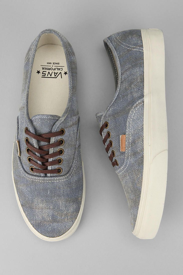 Vans Stained Authentic Sneaker  Online Only