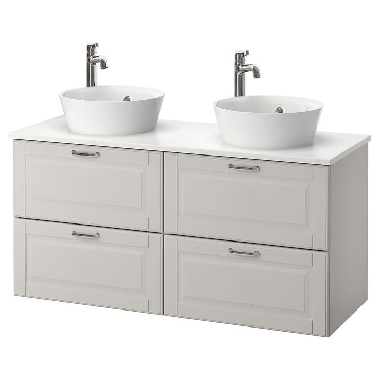 Ikea Godmorgon Interpreter Kattevik Bathroom Vanity Cashew Light Gray Ikea Godmorgon Sink Cabinet Ikea Bathroom