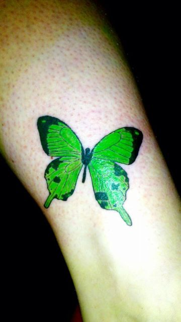 Tattoo Pictures Butterfly