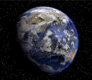 Earth's average orbital speed is about 30 kilometers per second. In other units, that's about 19 miles per second, or 67,000 miles per hour, or 110,000 kilometers per hour.