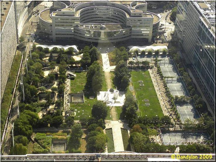 17 best images about paris de toujours on pinterest for Jardin atlantique