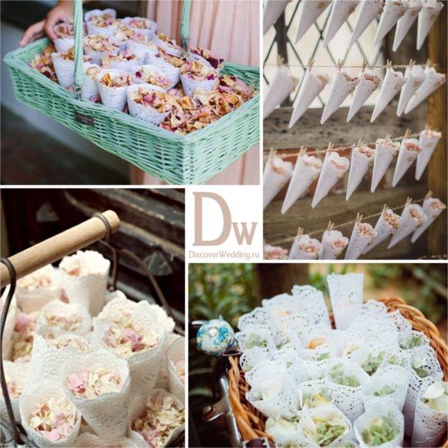 Ажурные салфетки в декоре свадьбы | DiscoverWedding.ru
