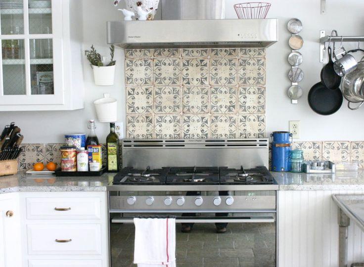Pin by maricarmen lopez lacoba on cocinas cocinas - Decorar paredes cocina ...
