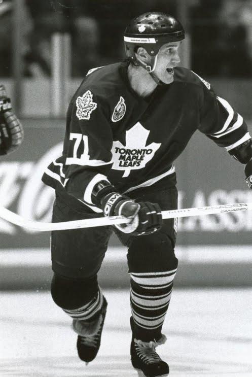 Mike Foligno | Toronto Maple Leafs