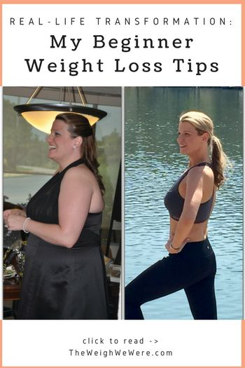 how to write a success story tips to lose weight