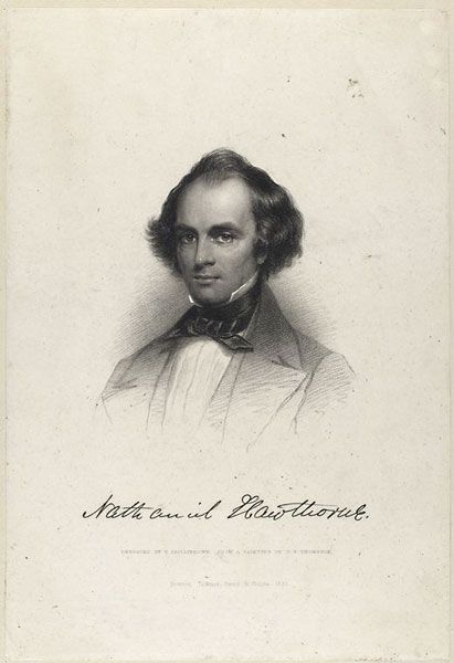 the use of symbolism in nathaniel hawthornes book stories Young goodman brown is a short story published in 1835 by american writer nathaniel hawthorne the story takes place in 17th century puritan new england, a common setting for hawthorne's works.