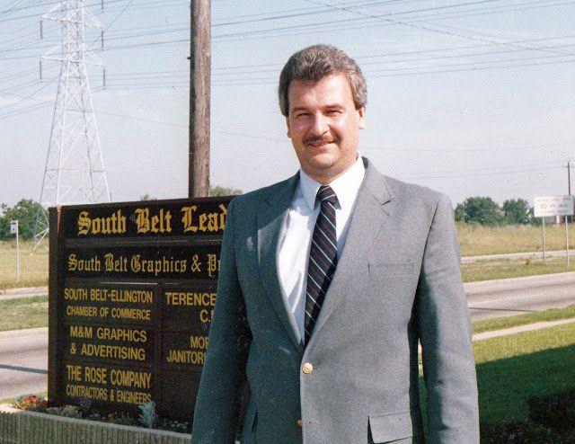 South Belt Houston Digital History Archive: 1988 Dobie Asst. Principal News