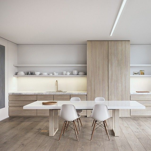 kitchen by vincent van duysen belgium