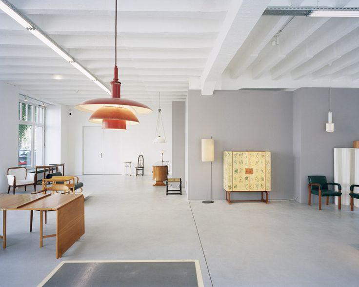 PIERRE JORGE GONZALEZ / JUDITH HAASE / ATELIER ARCHITECTURE & SCENOGRAPHY – JACKSONS VINTAGE FURNITURE STORE