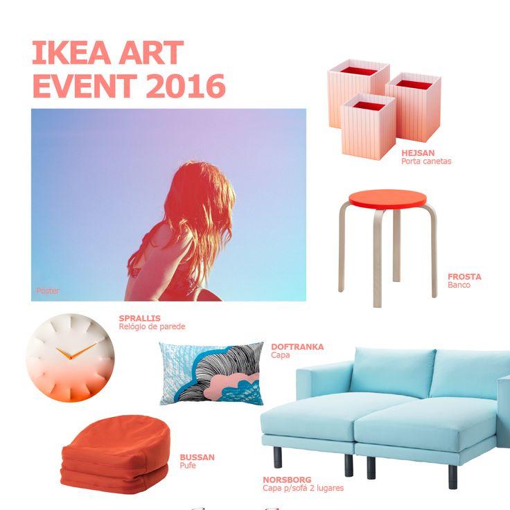 Inspiracao IKEA Art Event 2016 Decoracao Arte Fotografia IKEAPortugal