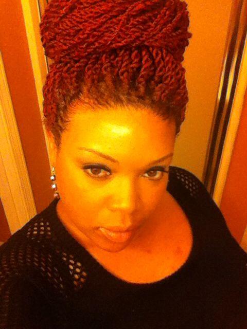 Loving my Senegal Twist!!! | Hair styles