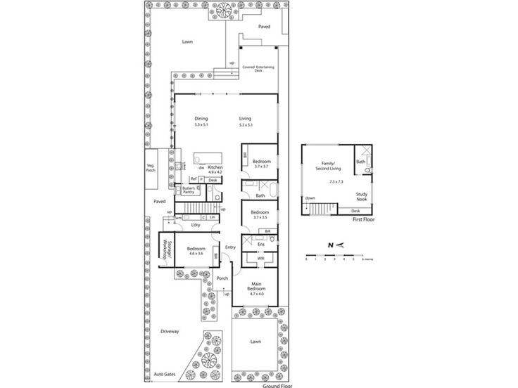 Floorplan of 26 Wilson Street ,Highett, VIC
