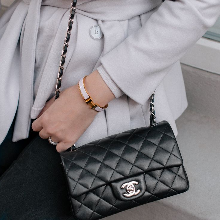 Shop The Post Pastel Colors In Fall Chanel Handbags
