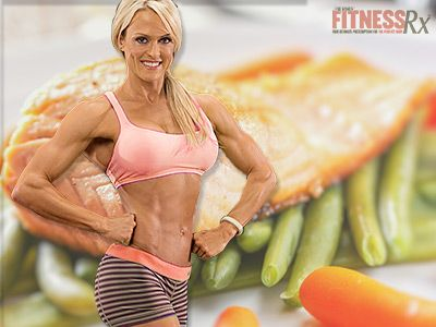 Build Muscle Meal Plan for Women!  Plus Example Meal Plan!