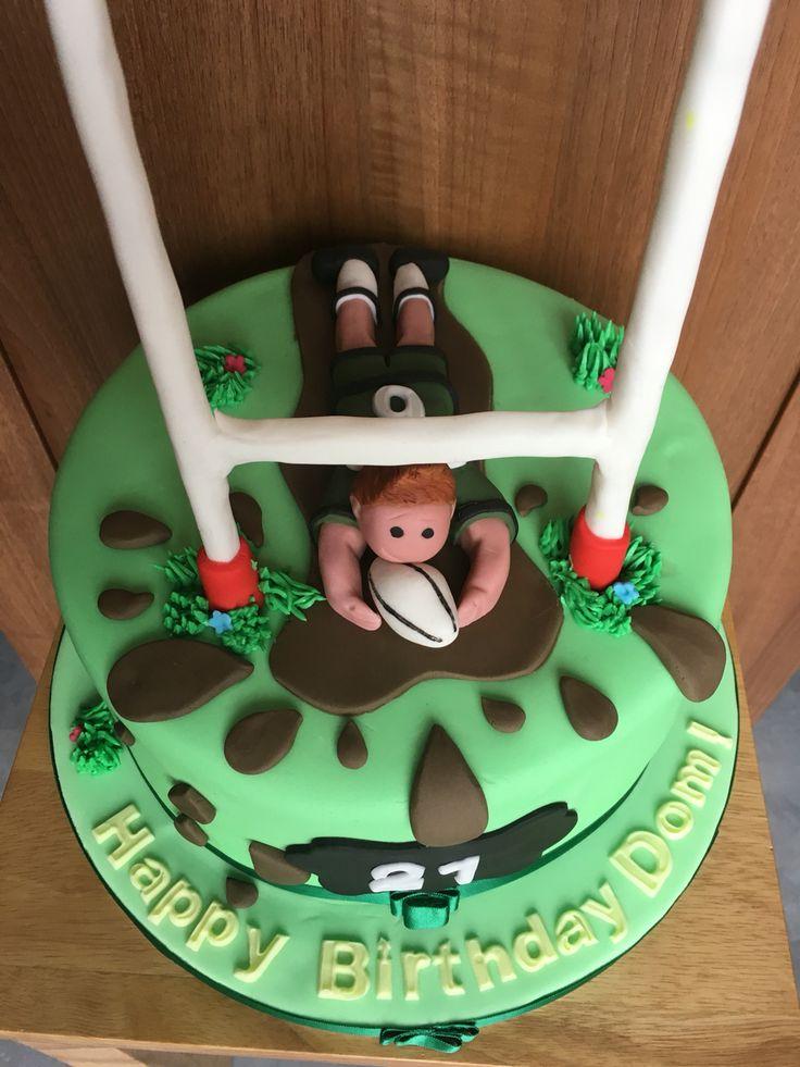 Footy Cake Decorating Ideas