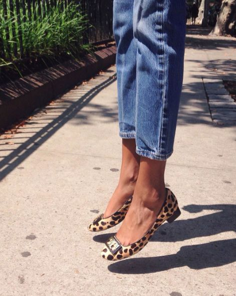 Tory Burch Gigi Pump as seen on Instagram
