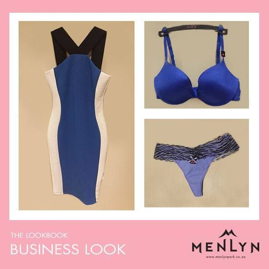 Say goodbye boring office wear with this #ParisatMenlyn inspired Business Look