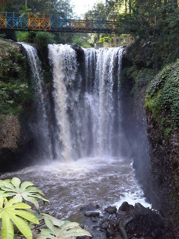 Maribaya waterfall,Lembang,West Java,Indonesia ;-)