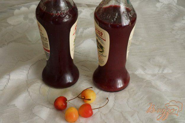Вишневый бальзамический уксус - пошаговый рецепт с фото