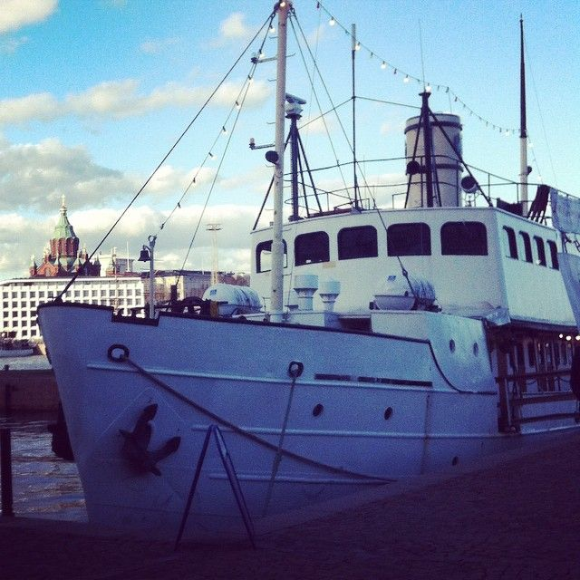 #helsinki #harbor #travel